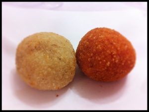 Arancini, Fried Rice Balls, Italy, Napoli