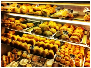 Scaturchio, Pastries, Naples, Italy