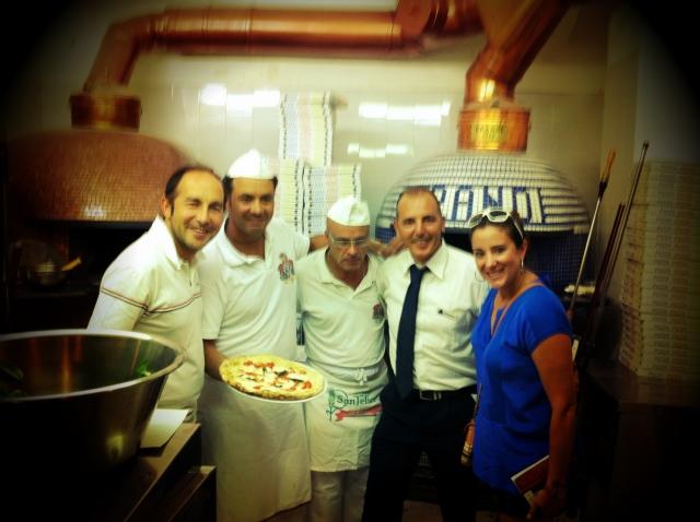 Brandi Pizzeria Naples Italy