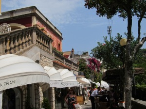 Capri, Shopping, Italy