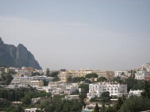 Capri, Italy, Hotels