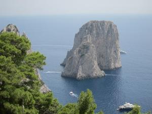 Capri, Italy, Faraglioni