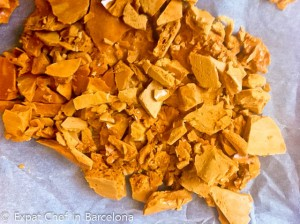 Crushed Honeycomb