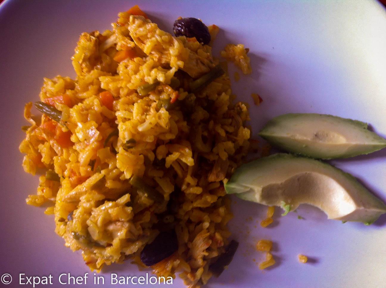 ... arroz con arroz con pollo yellow rice poor girl arroz con pollo arroz