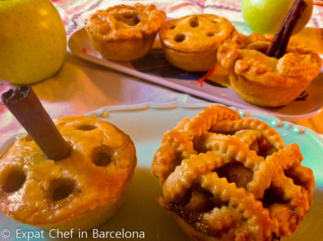 Miniature Apple Pies