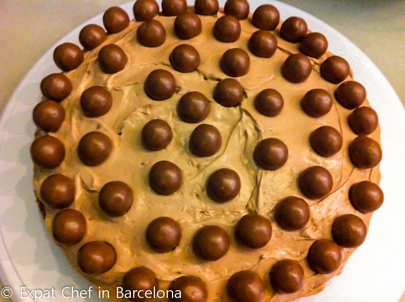 Malteser Cake 171 Expat Chef In Barcelona
