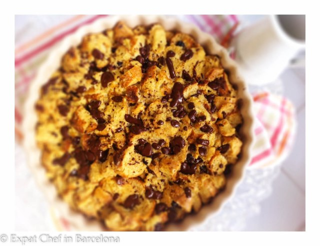 MIchy's Bread Pudding